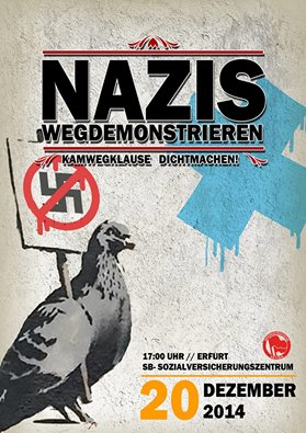 Demo_Kammwegklause_Flyer