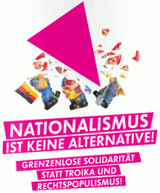 Nationalismus ist keine Alternative!